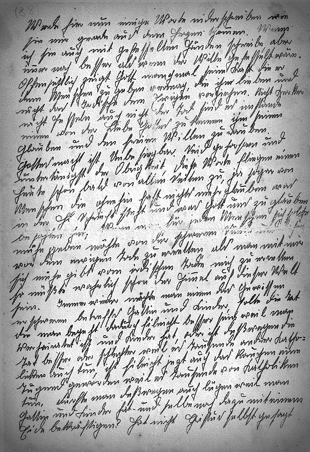 Franz Jägerstätter's final essay