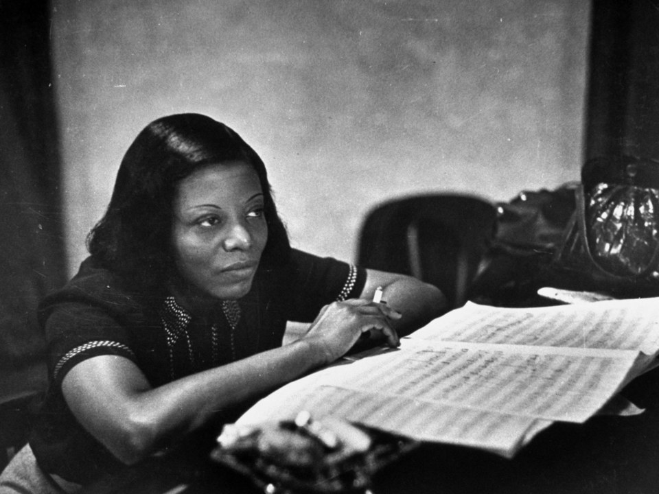 Mary Lou Williams,