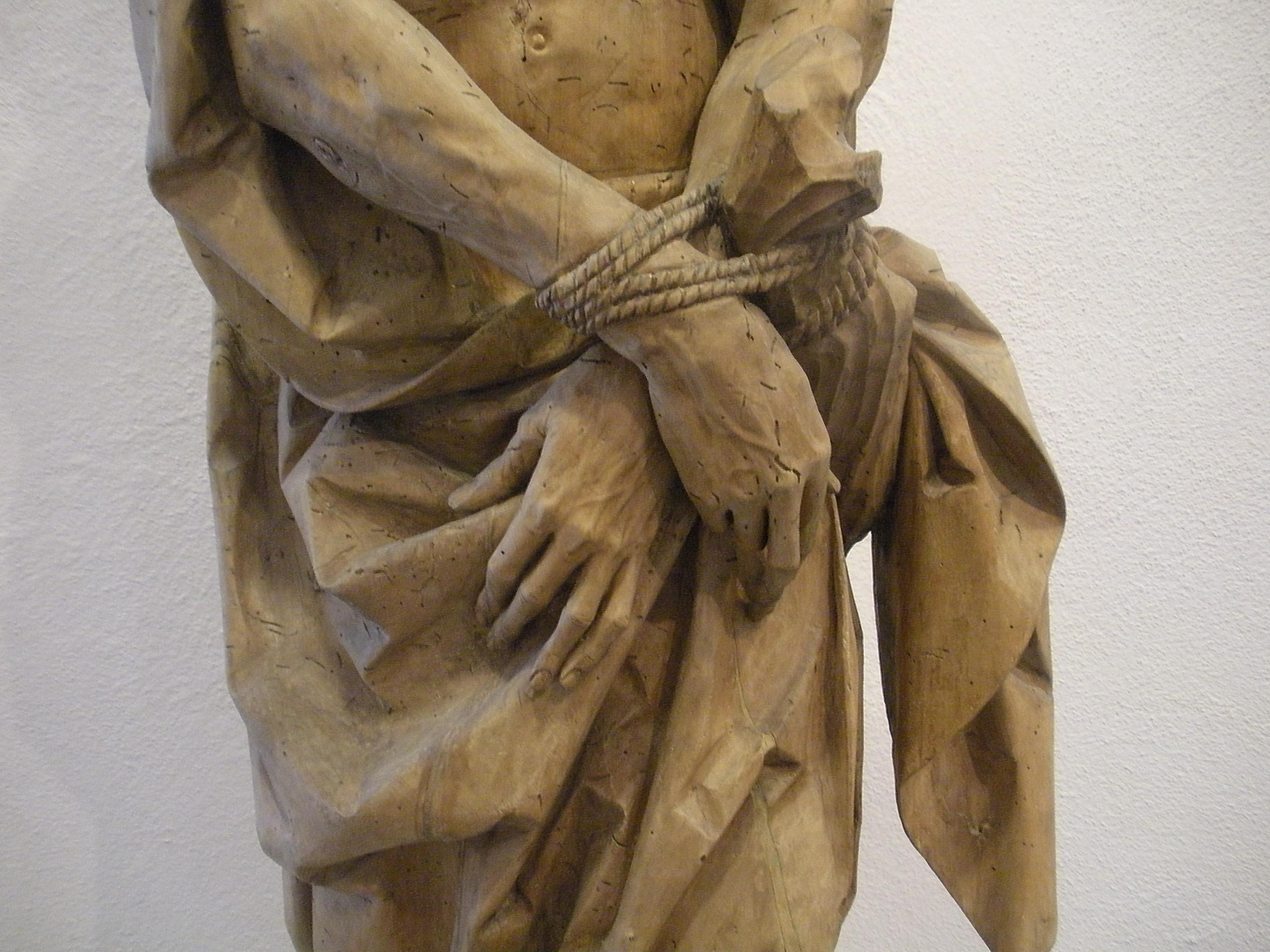 detail Tilman Riemenschneider bound hands