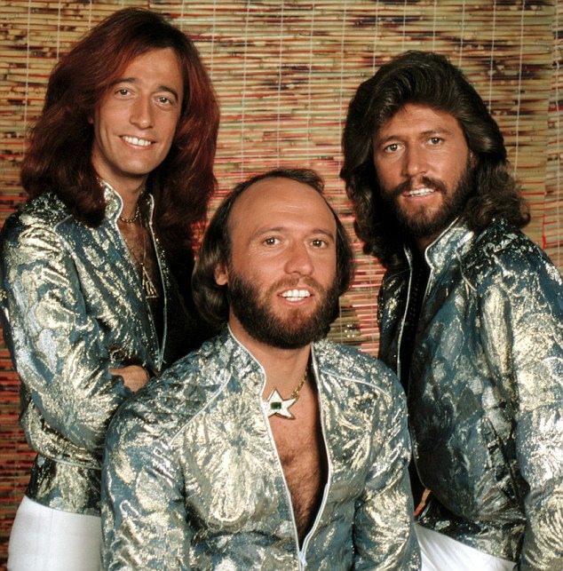 Bee Gees 1978.