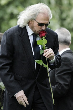 Barry Gibb 2012