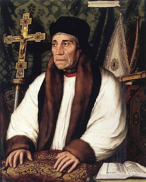 William Warham, Archbishop of Canterbury, 1527