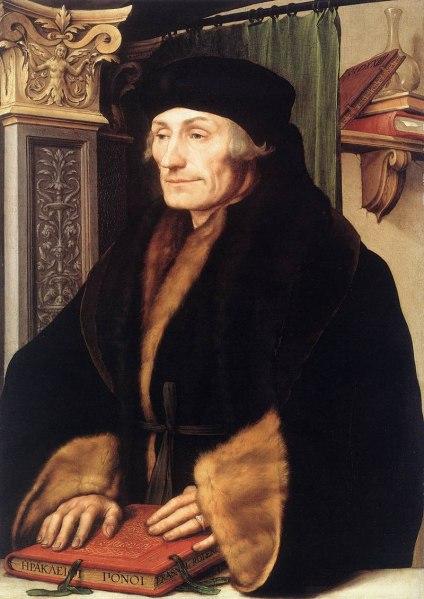 Holbein erasmus