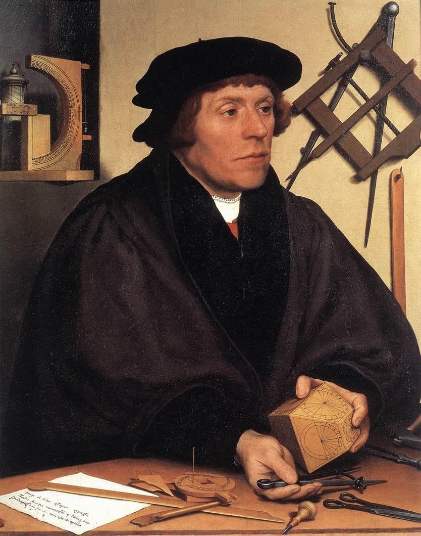 Nikolaus Kratzer, 1528