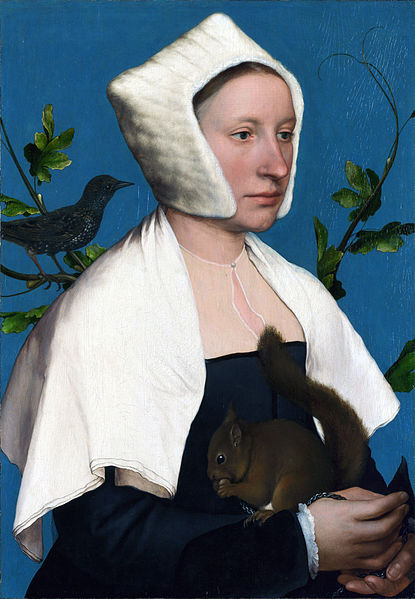 Anne Lovell, 1528