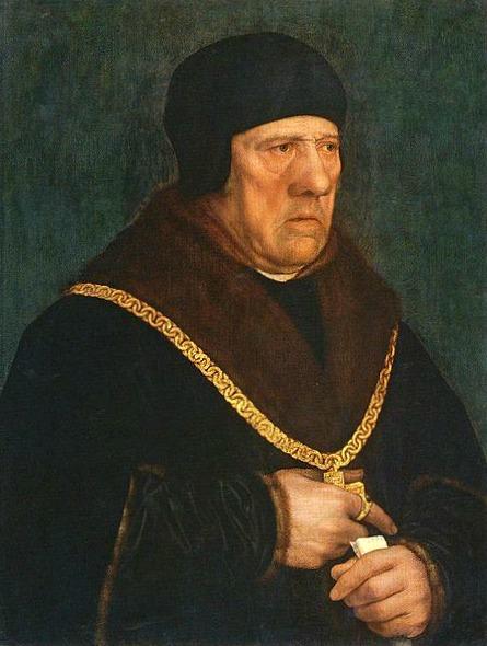 Sir Henry Wyatt, c, 1528