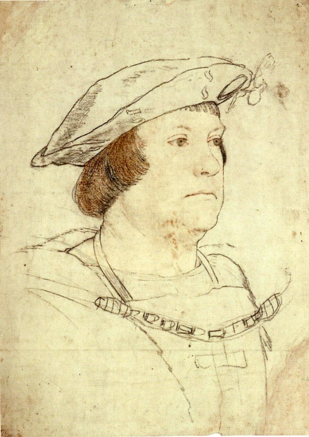 Portrait of an Unknown Englishman 1527