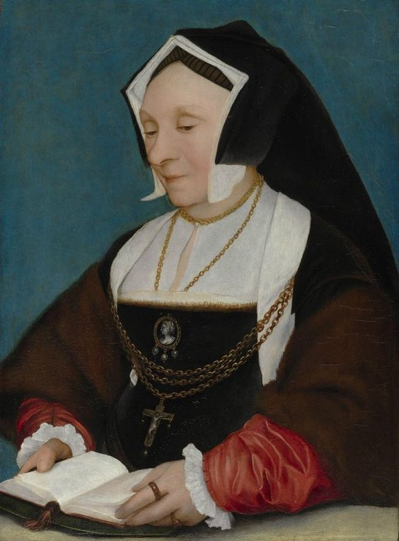 Lady Alice More, 1527.