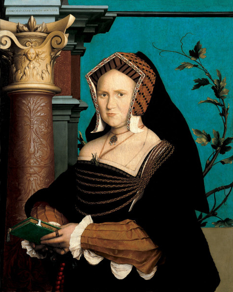Mary Wotton, Lady Guildford 1527