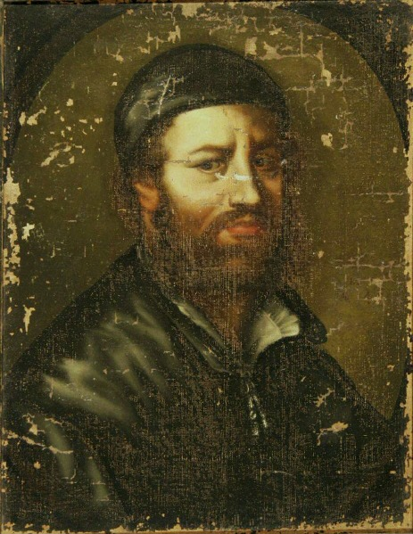 Self portrait Holbein