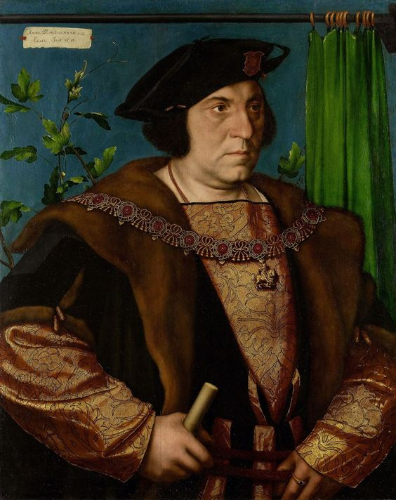 Sir Henry Guildford, 1527.