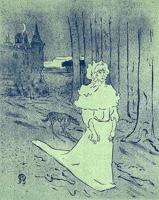 La Chatelaine, Ou 'Le Tocsin', 1895