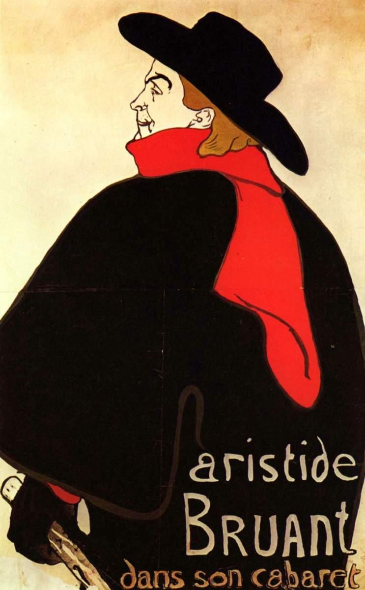 Henri de Toulouse-Lautrec: his complete 31 mass-produced art posters in color.