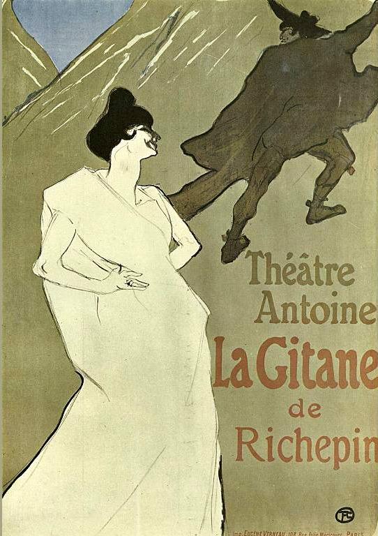 La Gitane, 1899-1900