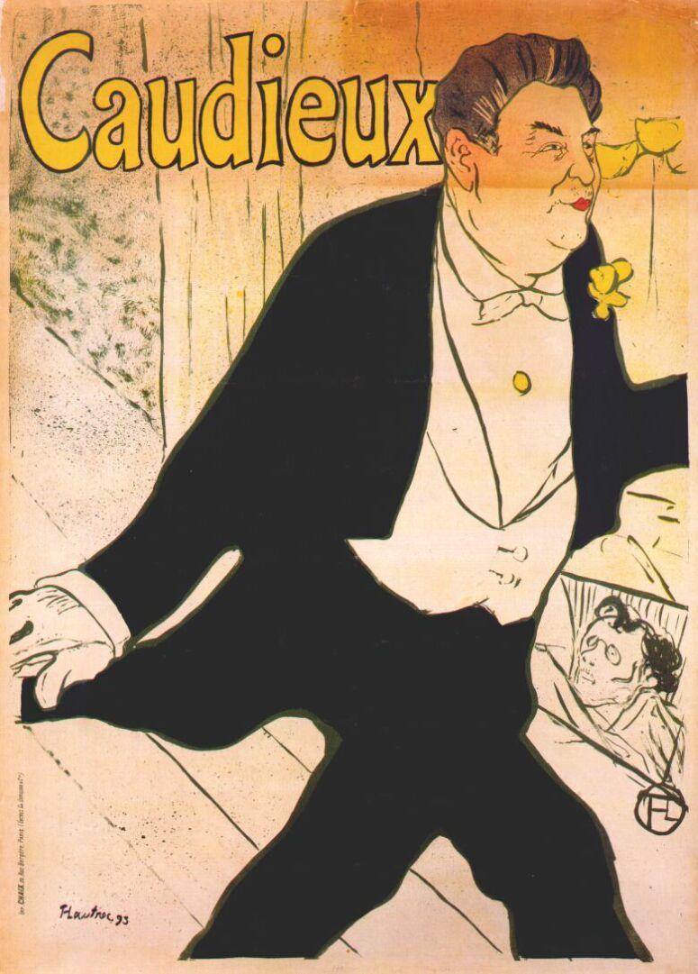 Lautrec_caudieux_poster_1893