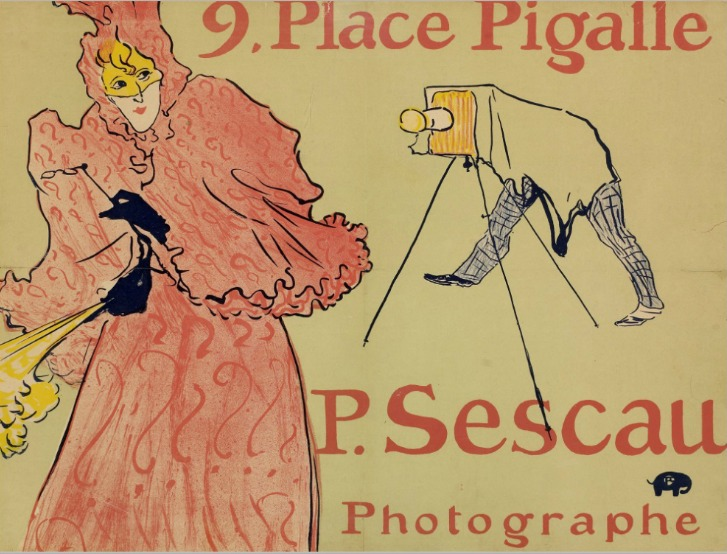 P. Sescau, Photographe, 1894