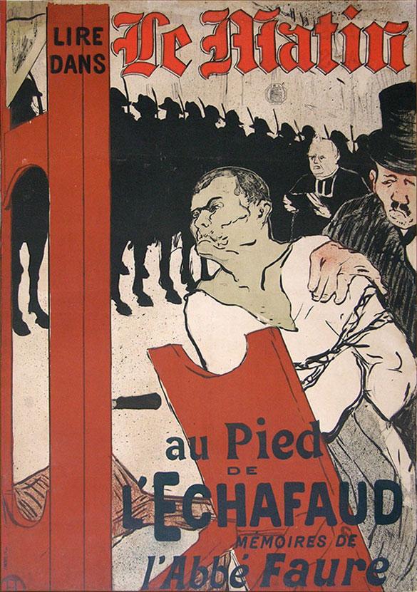 Au Pied De L'Echafaud, 1893