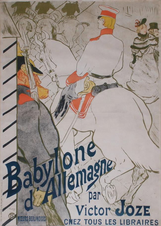 Babylone D'Allemagne, 1894