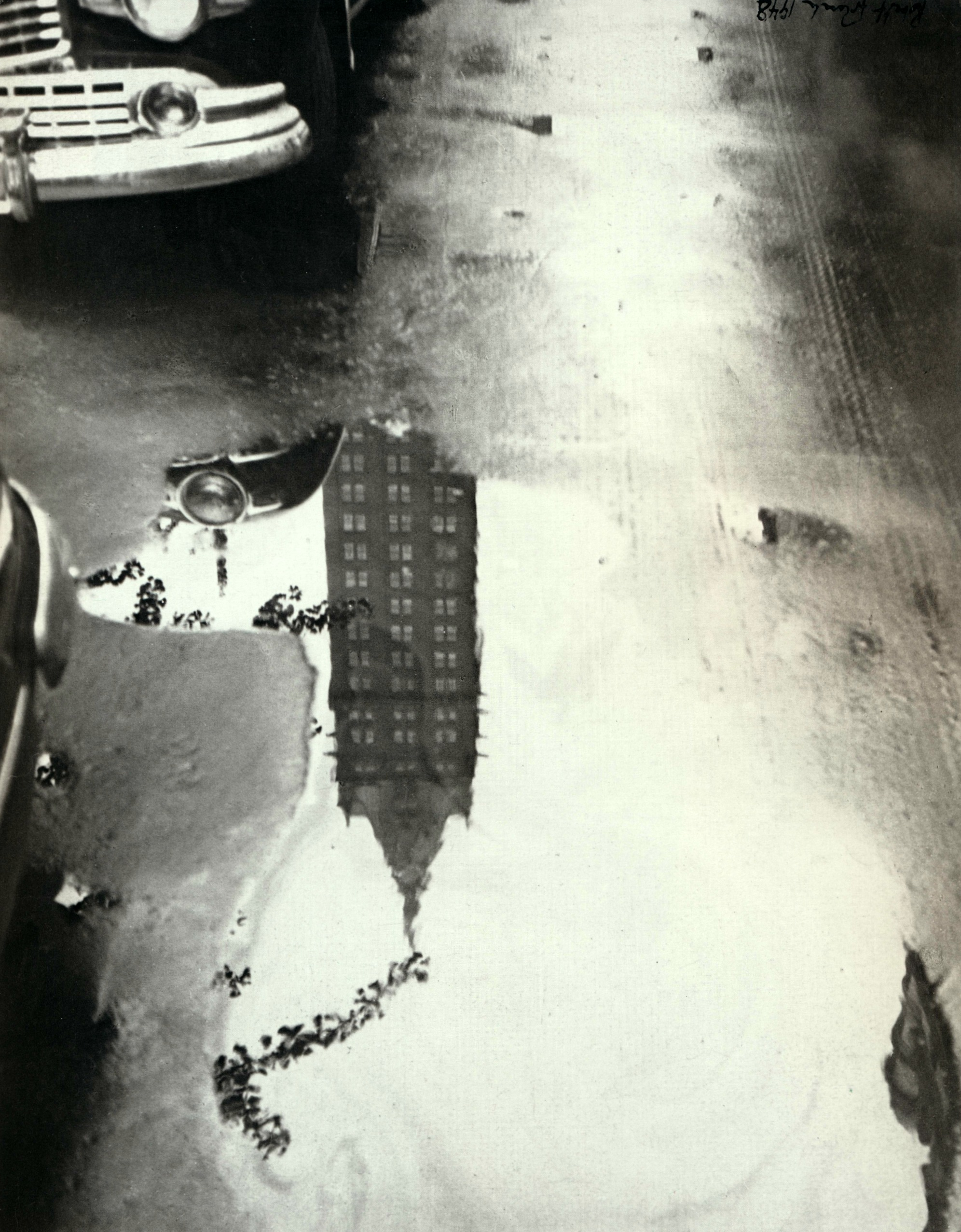Central Park  South, 1948