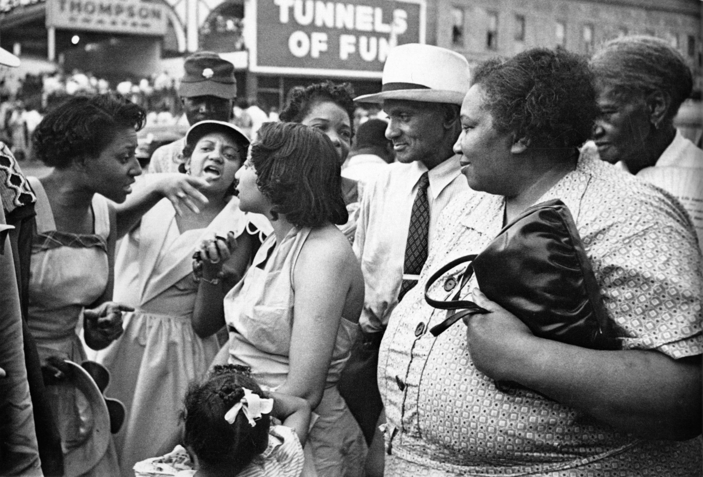 Coney Island, 1947-1951