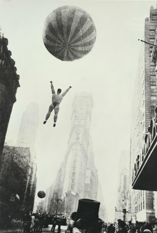 Men of Air, New York, 1947