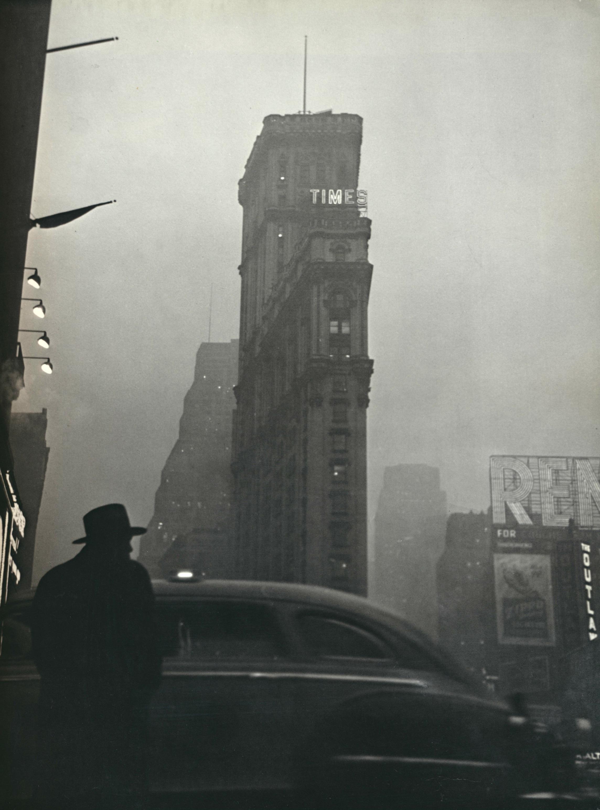 New York City, 1947