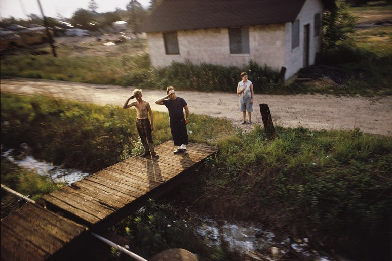 RFK funeral train photograph Paul Fusco
