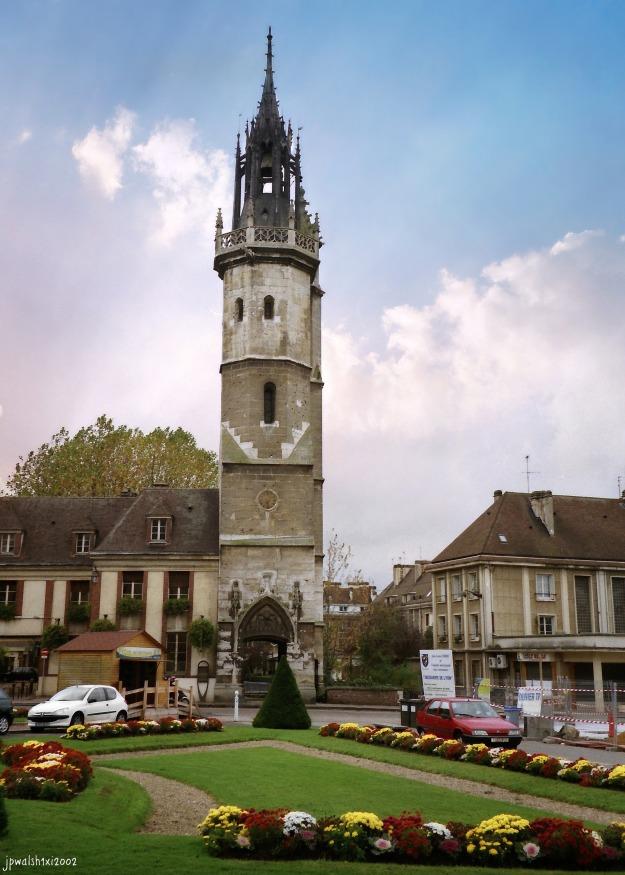 Tour de l'Horloge (1490-97) Évreux, France.