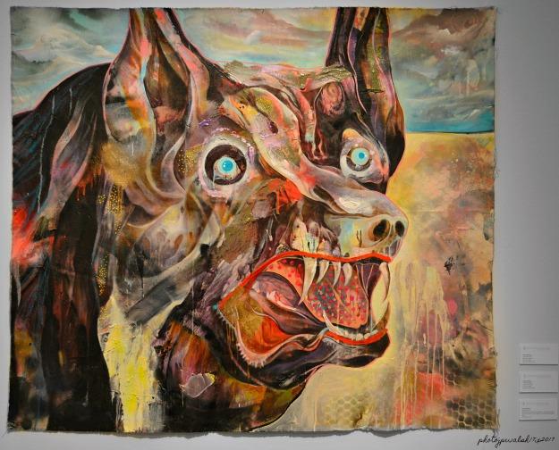 Lavar Munroe, Instinctual, 2017