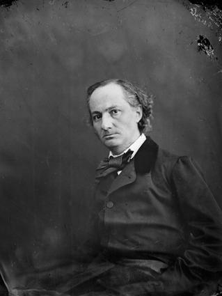 Baudelaire c. 1862