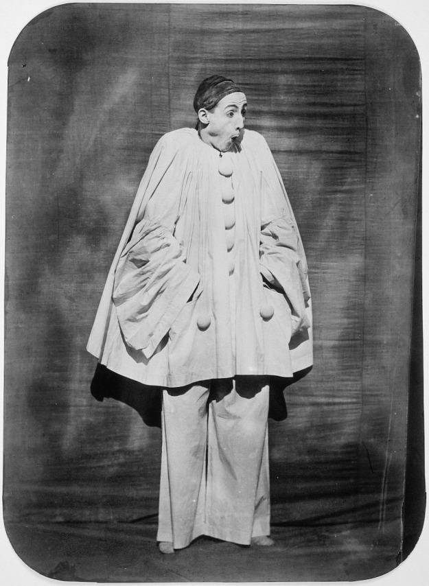 Charles Deburau Pierrot 1