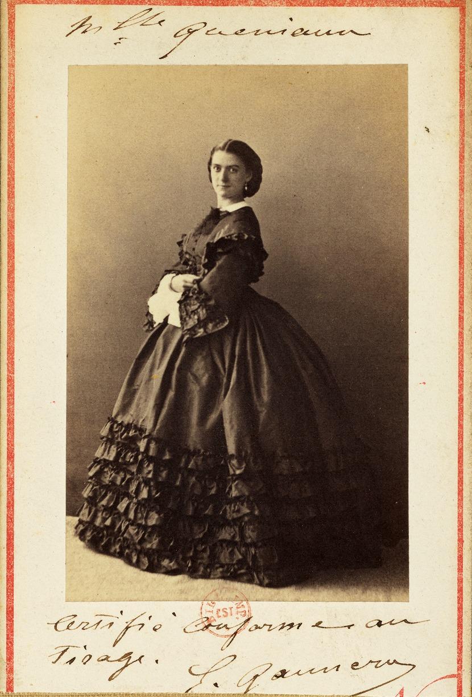 Constance Queniaux 1861