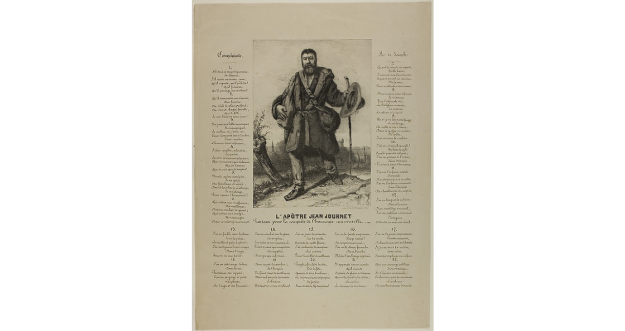 Courbet Journet 1850