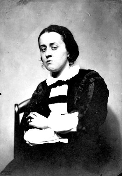 Ernestine Nadar 1854