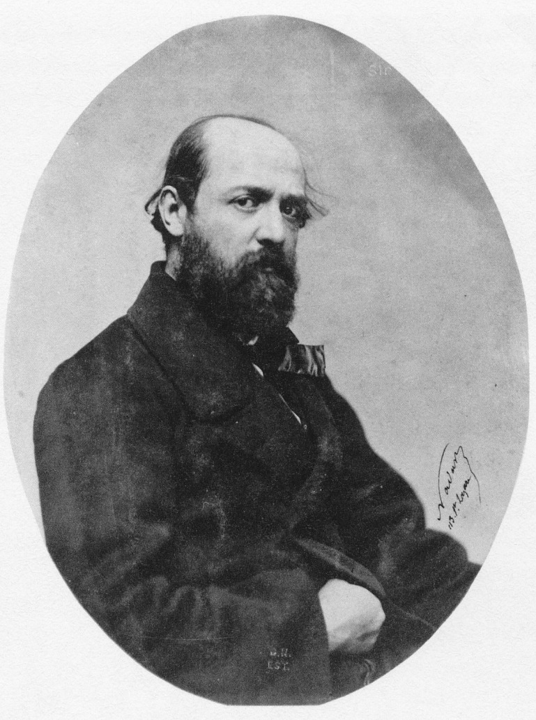 henri murger c 1855