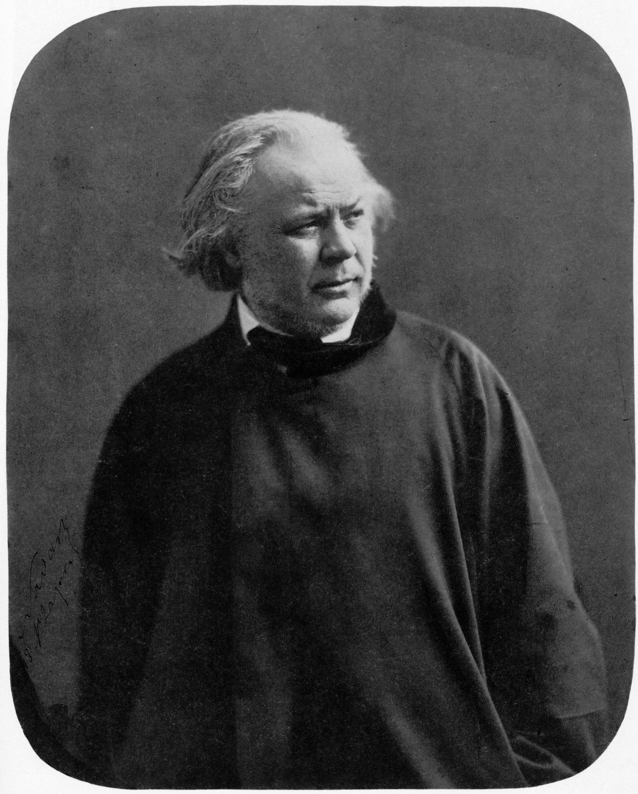 Nadar Daumier