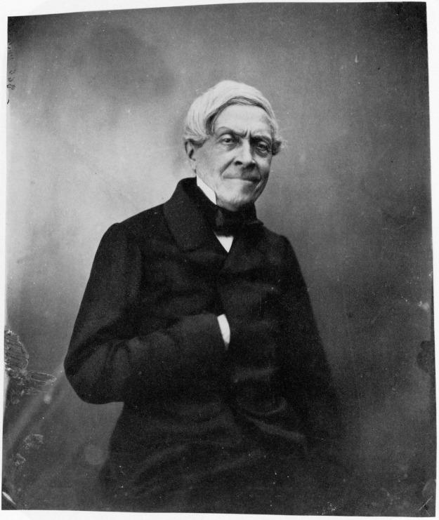 Nadar Michelet c 1857
