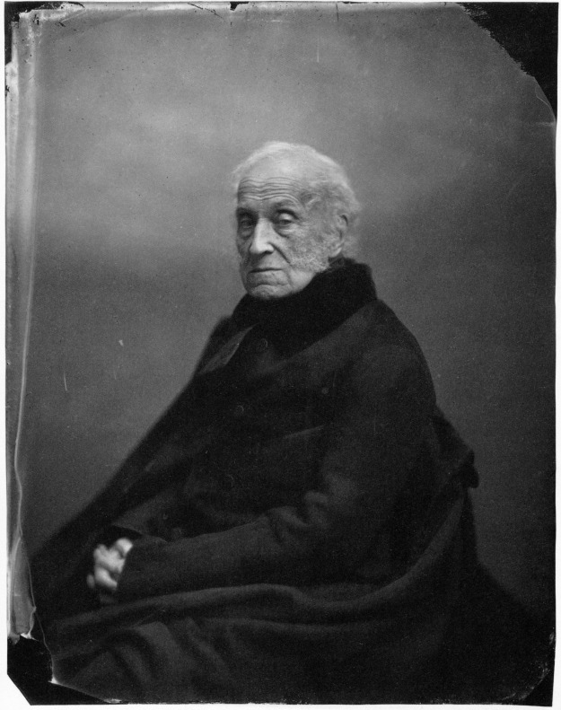 Nadar Prince Czartoryski c. 1858