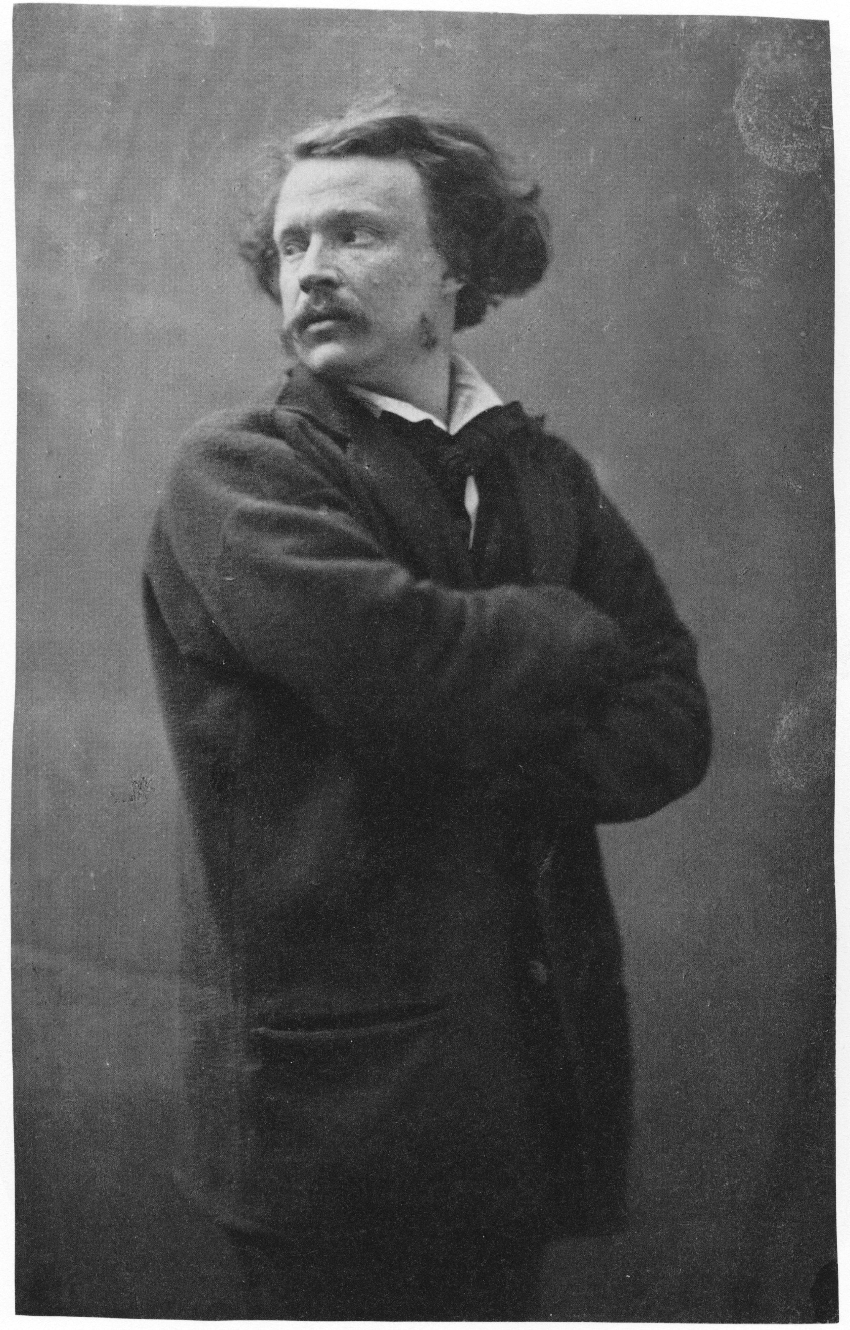 Nadar self portrait c 1857