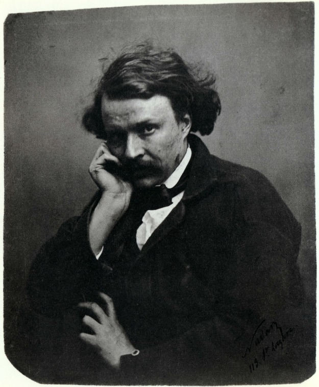 Nadar self portrait