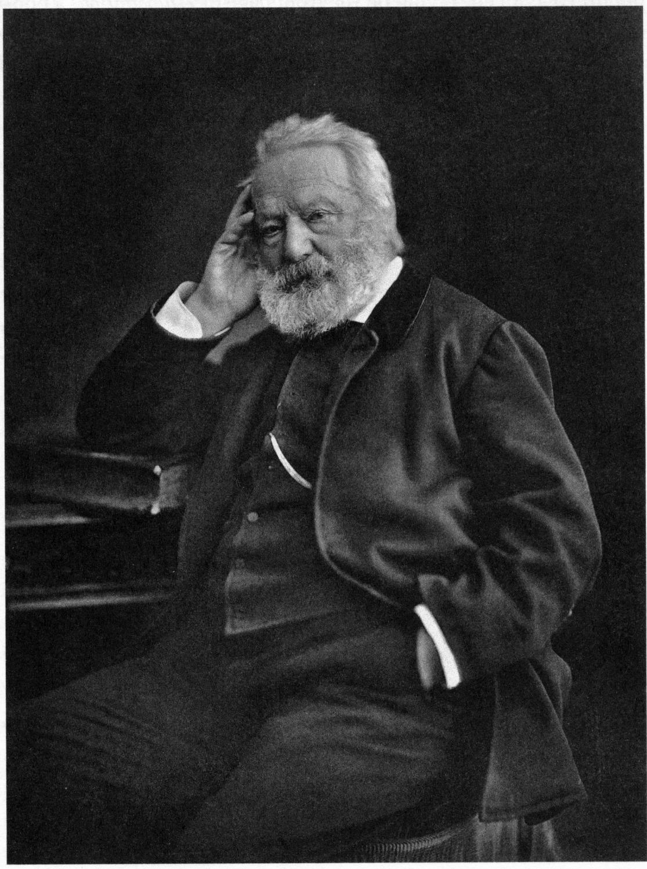 Nadar Victor Hugo