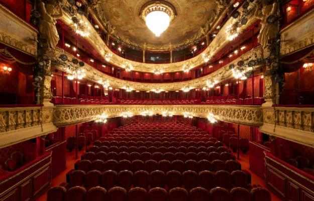 Théâtre du Palais Royal Salle de-spectacle