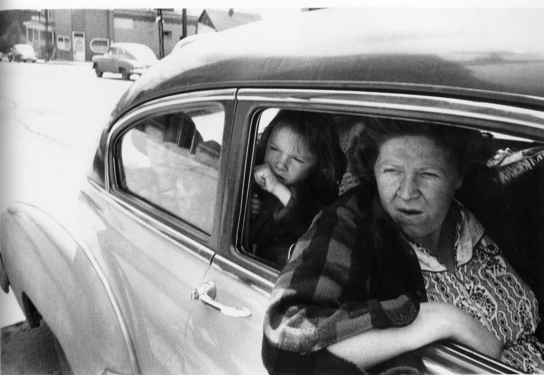 15 Butte, Montana 1956