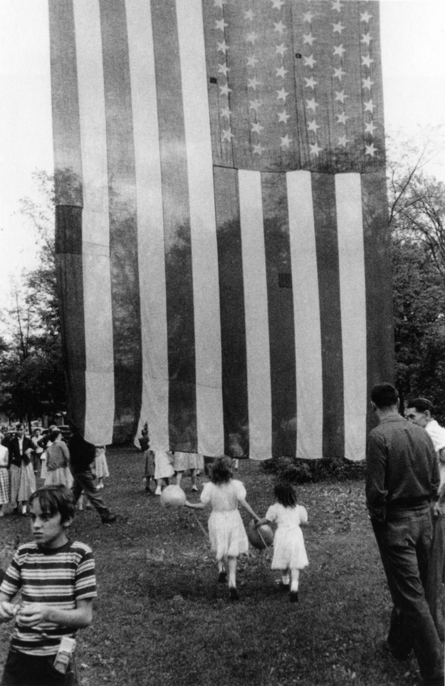17. Fourth of July-Jay, New York 1954