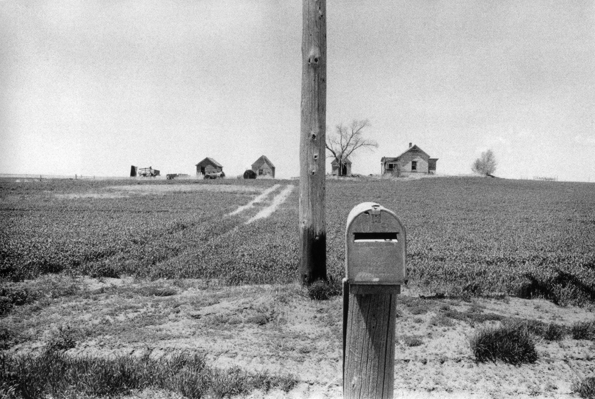 30. U.S. 30 between Ogallala and North Platte, Nebraska 1956
