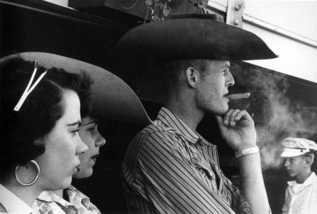 5. Rodeo -Detroit 1955