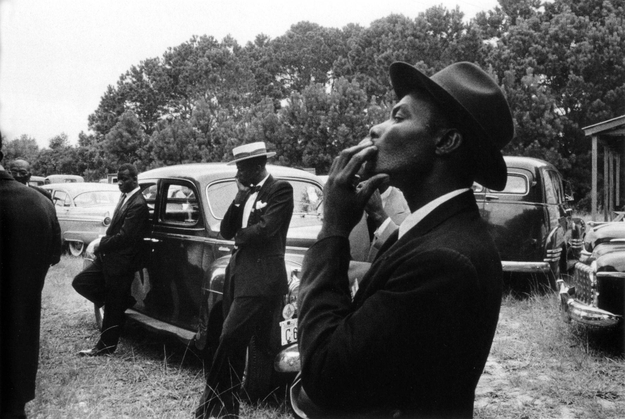 Funeral-St. Helena, South Carolina 1955