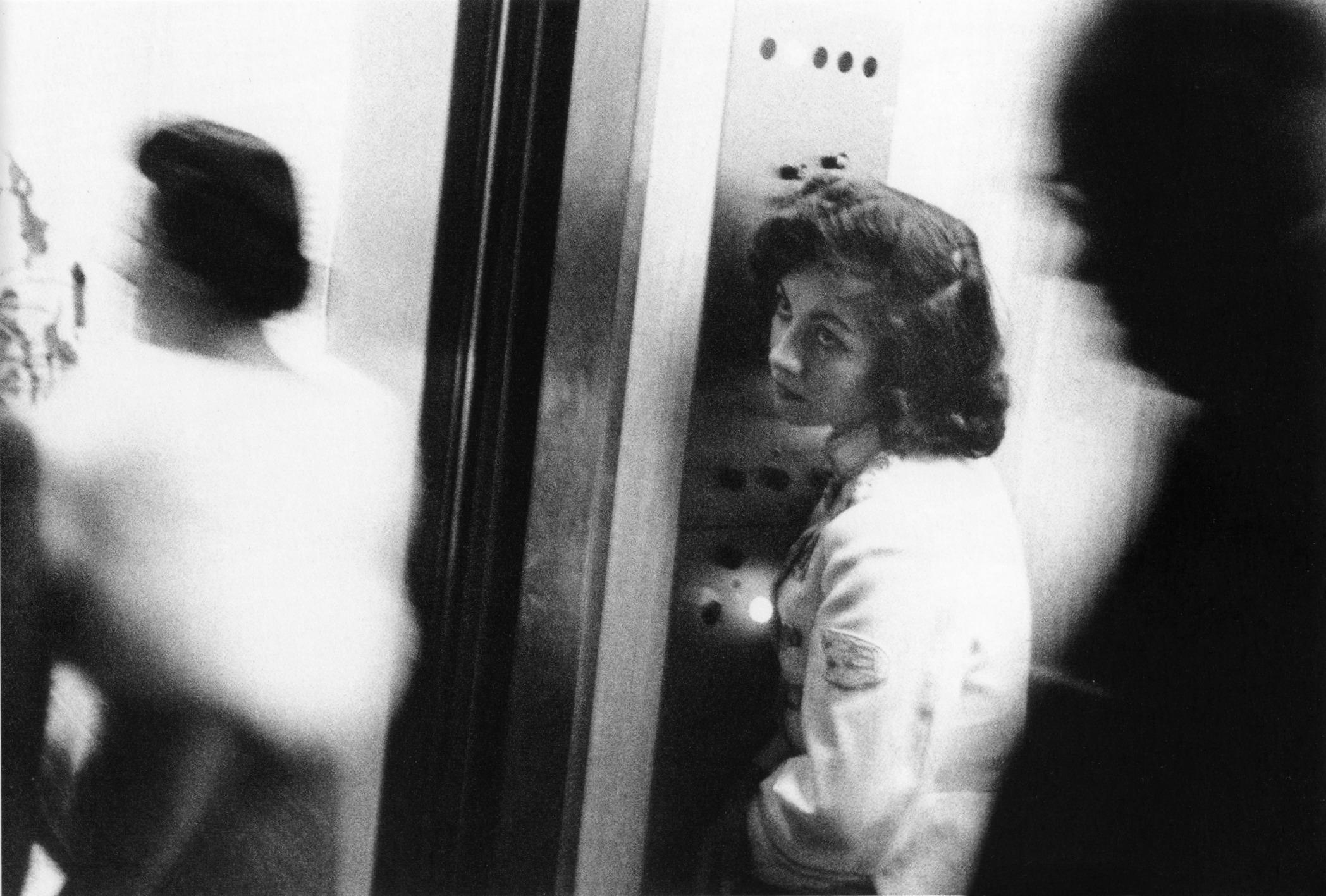 #44 Elevator-Miami Beach, 1955