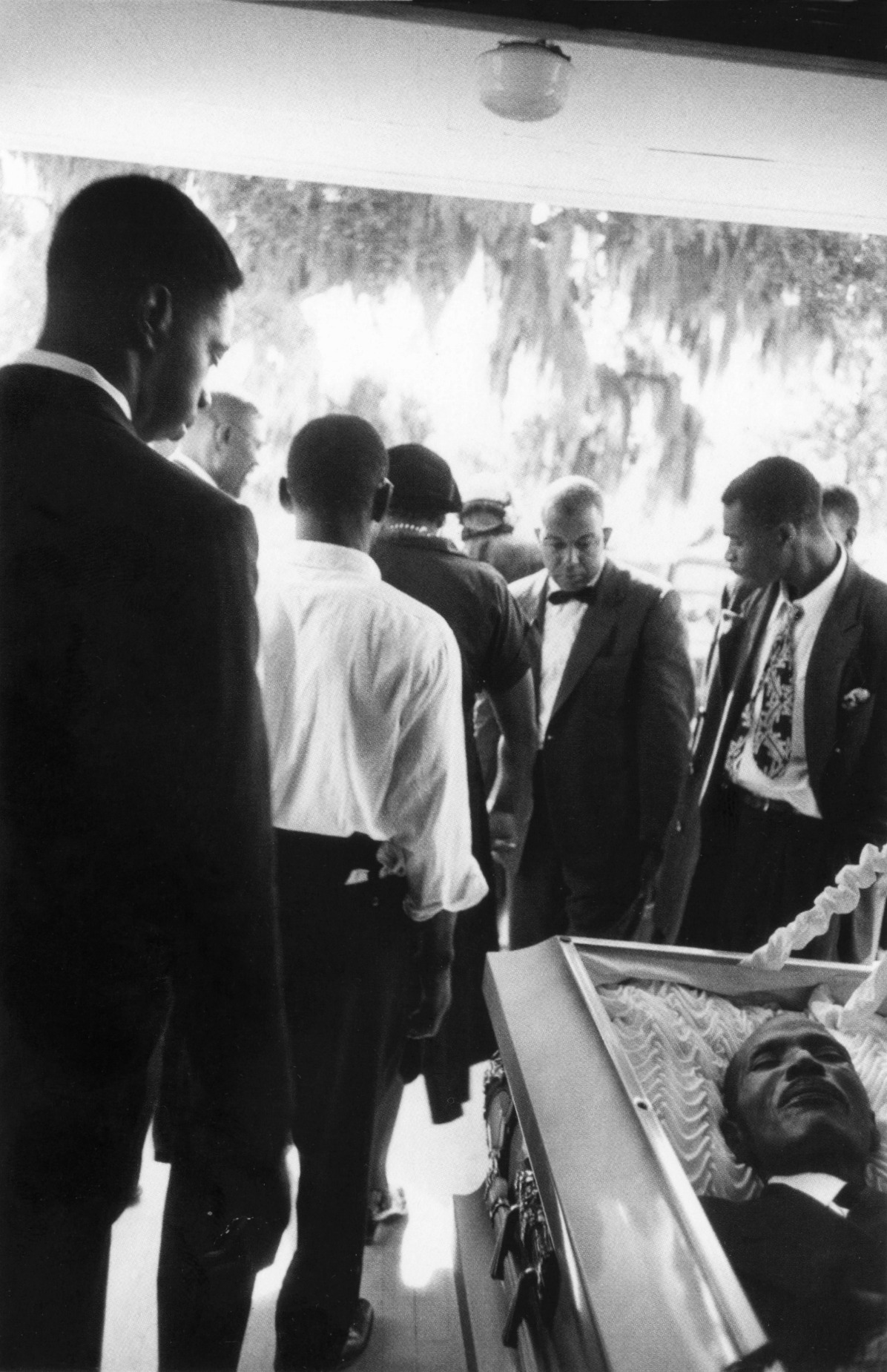#56 Funeral-St. Helena, SC, 1955