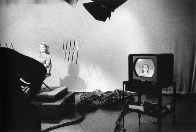 #60 Television studio - Burbank, CA, 1956
